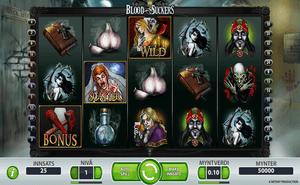 Blood Suckers beste spilleautomater på nett beste slots på nett