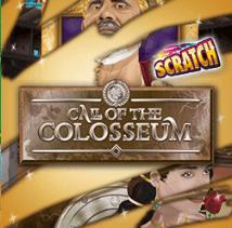 Call of the Colosseum Scratch vinnersjanse skrapelodd online