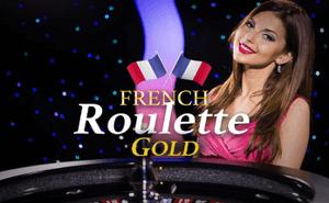 French Roulette beste live dealerspill med høy vinnersjanse