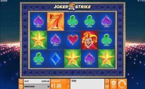 Joker Strike slot på nett beste slots med høy vinnersjanse