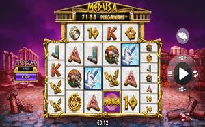 Medusa Megaways topp 10 spilleautomater med høy vinnersjanse