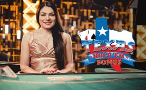 Texas Hold'em Bonus Poker topp 10 live casino spill høyest vinnersjanse